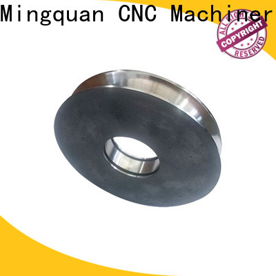 Mingquan Machinery customized machining aluminum parts supplier for CNC milling
