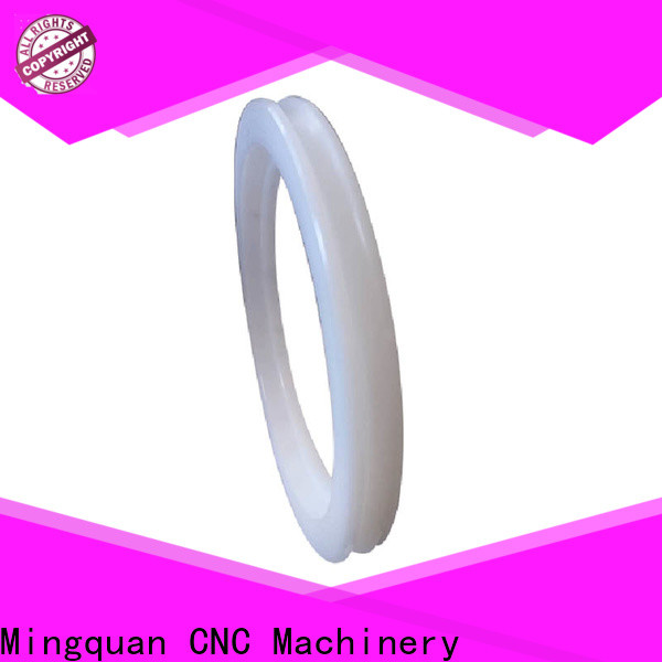Mingquan Machinery cnc parts services personalized for workshop