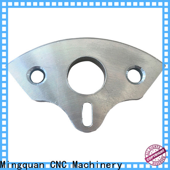 Mingquan Machinery precise nylon parts supplier for CNC milling