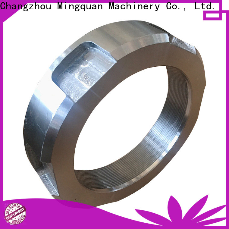 Mingquan Machinery cnc milling products factory direct supply for industry