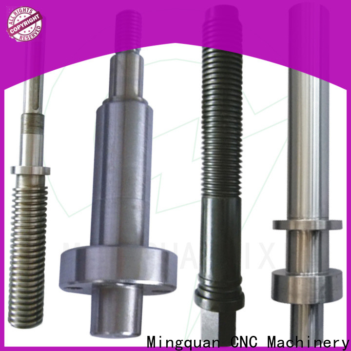 high quality cnc machining parts factory manufacturer for workshop