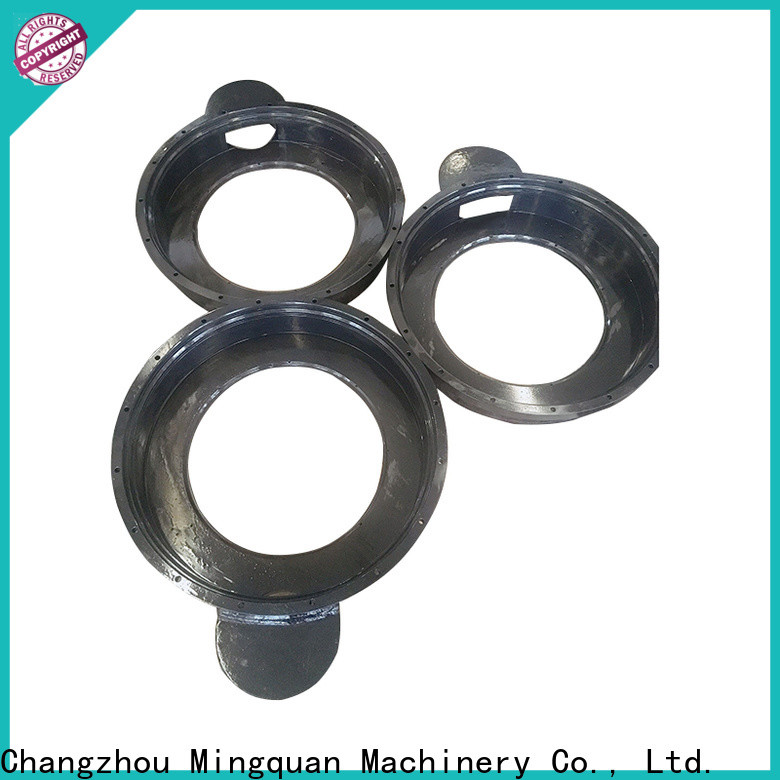 Mingquan Machinery quality aluminum cnc parts supplier for industry