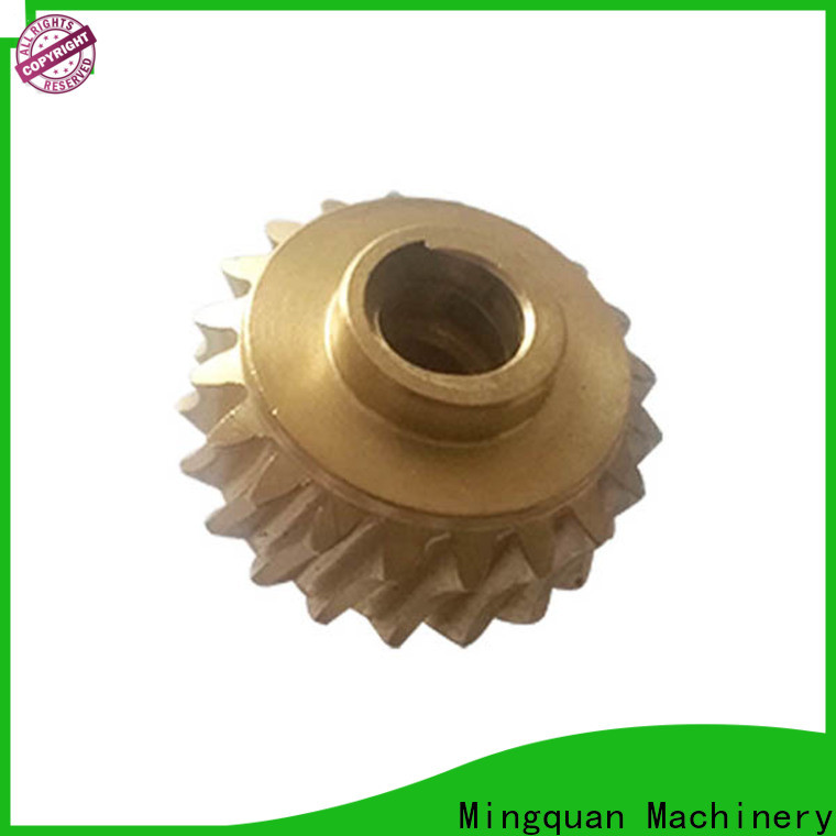 Mingquan Machinery good quality machined steel parts wholesale for factory