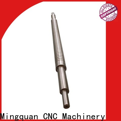 Mingquan Machinery 304 stainless steel shaft supplier for machinary equipment
