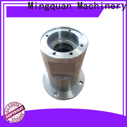 Mingquan Machinery accurate centrifugal pump shaft sleeve supplier for turning machining