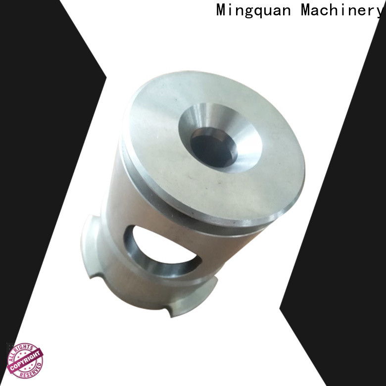 Mingquan Machinery accurate cnc lathe parts personalized for turning machining