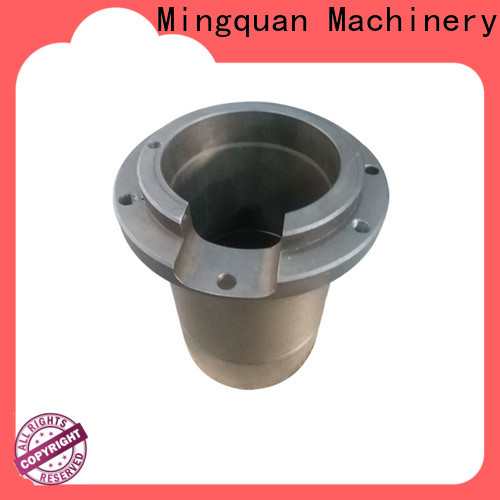 Mingquan Machinery china milling machine parts factory price for turning machining