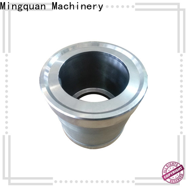 Mingquan Machinery high quality custom cnc aluminum parts supplier for CNC milling