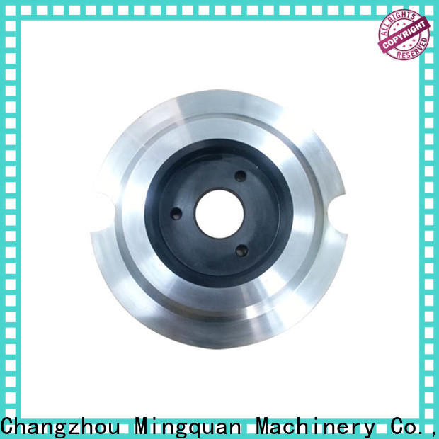 Mingquan Machinery precision custom cnc aluminum parts personalized for turning machining