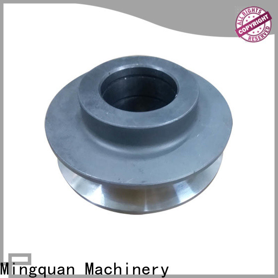 Mingquan Machinery machined steel parts supplier for turning machining