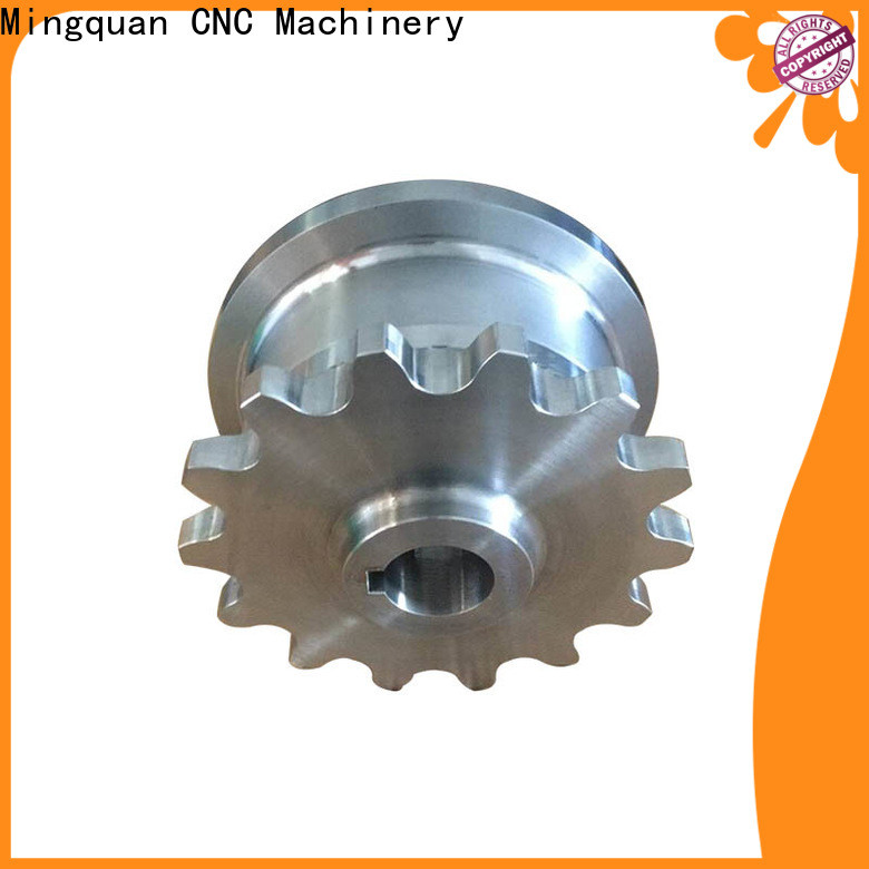 Mingquan Machinery custom made cnc custom supplier for factory