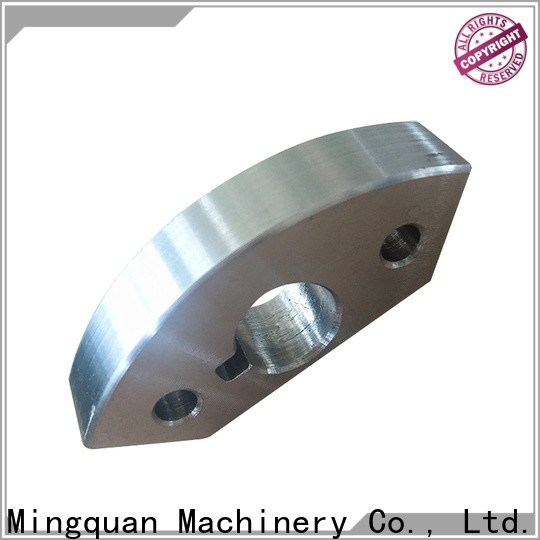 Mingquan Machinery oem turning parts factory supplier for machine