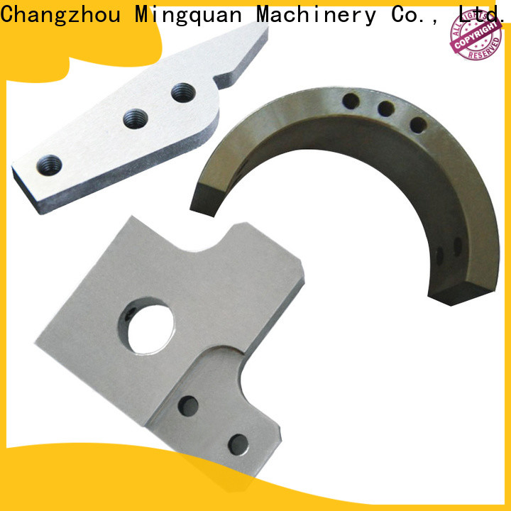 Mingquan Machinery cnc fabrication from China for machine