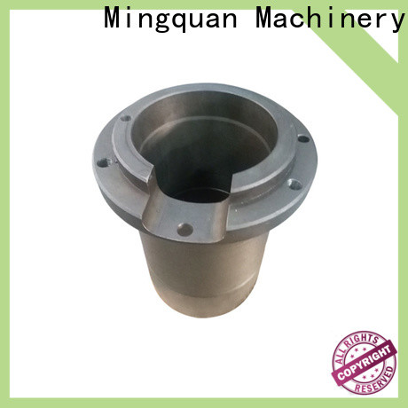 Mingquan Machinery accurate mini cnc turning center factory price for machine