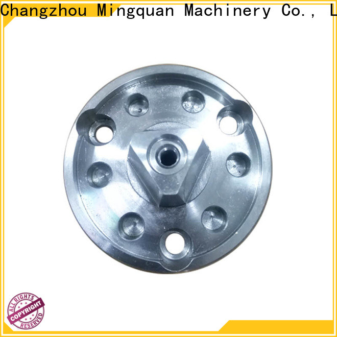 Mingquan Machinery aluminum cnc service factory direct supply for workshop