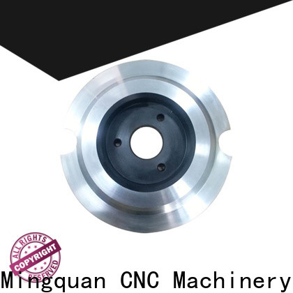 Mingquan Machinery oem cnc milling process supplier for turning machining
