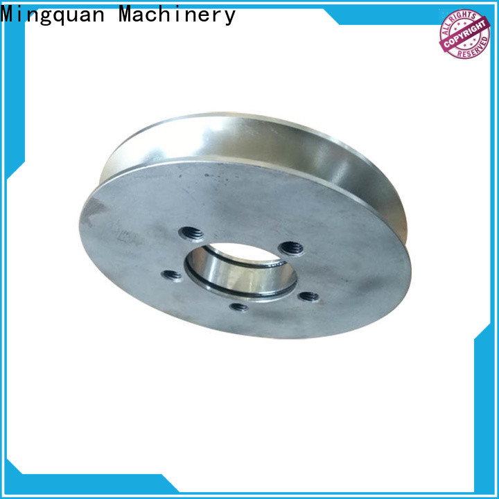 Mingquan Machinery top rated custom machined parts factory price for machinery