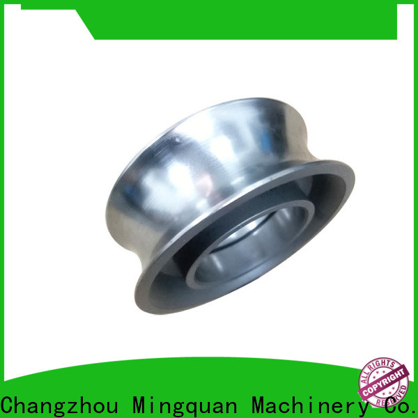 Mingquan Machinery top quality aluminum machining part factory price for machine