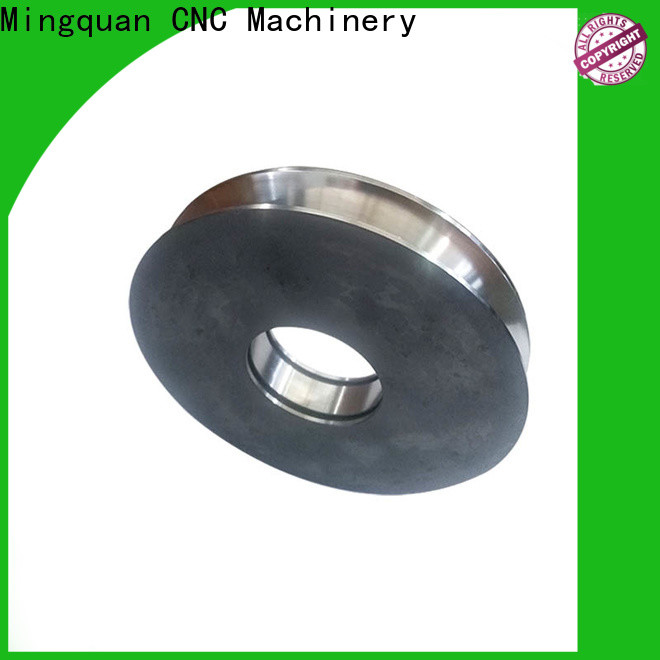 Mingquan Machinery oem custom cnc aluminum parts wholesale for machinery