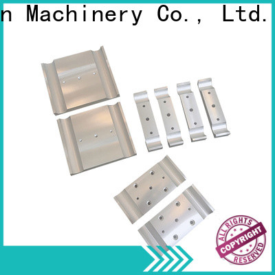 Mingquan Machinery customized stainless steel machined parts from China for turning machining