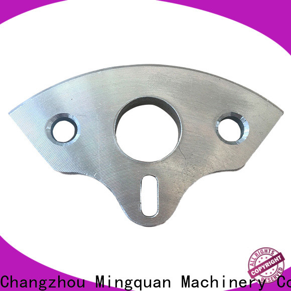 Mingquan Machinery custom machining parts supplier for factory