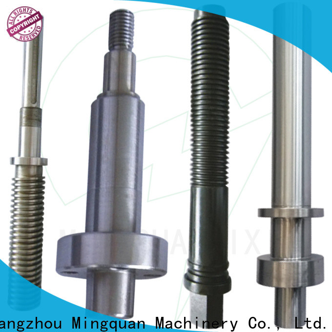 professional customized cnc machining parts manufacturer for plant