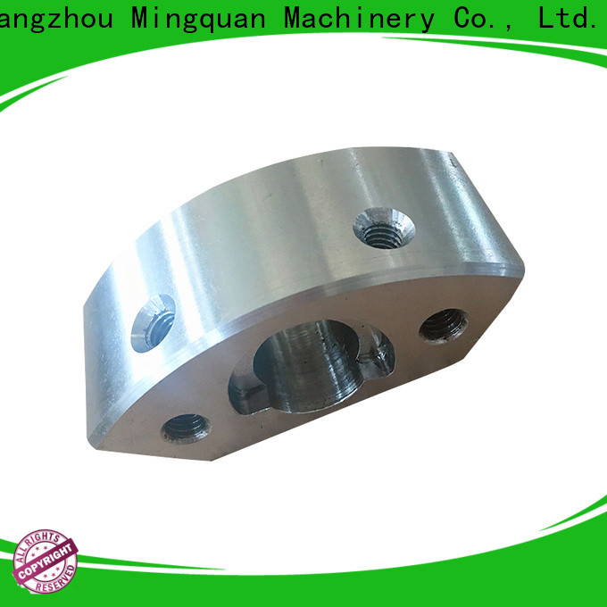 Mingquan Machinery small parts machining factory price for CNC machine