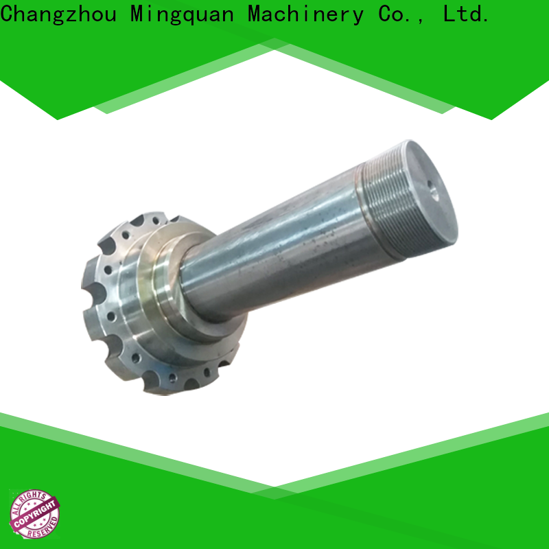 Mingquan Machinery good quality cnc machine parts supplier for factory