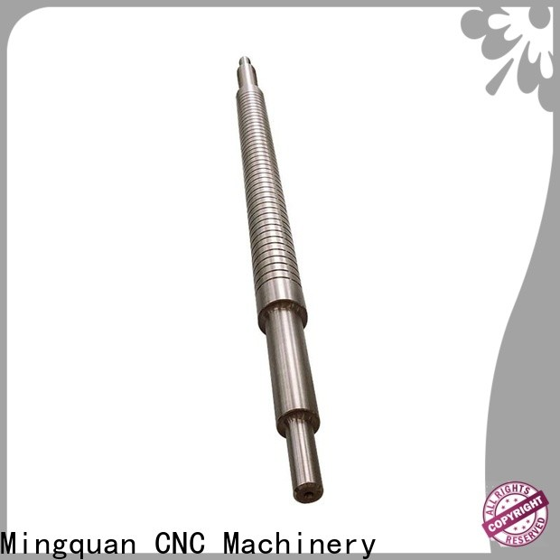 Mingquan Machinery stainless steel shaft material directly price for plant