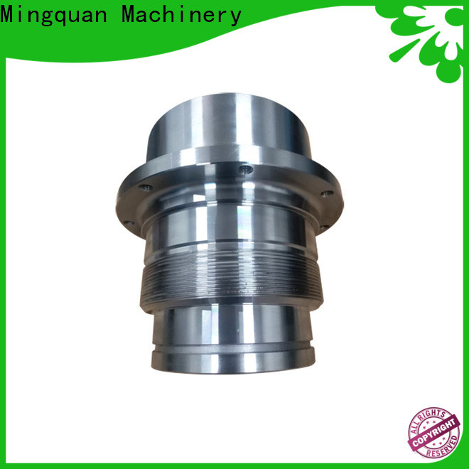 Mingquan Machinery reliable turned parts supplier for factory