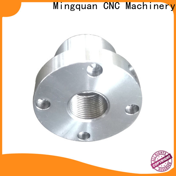 Mingquan Machinery cnc turnning parts factories factory direct supply for plant