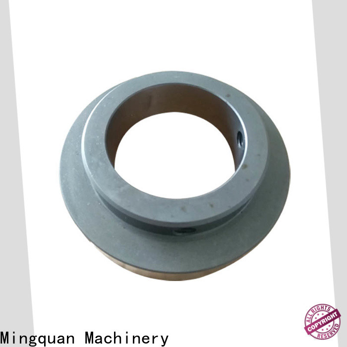Mingquan Machinery precise flange parts supplier for plant