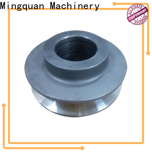 Mingquan Machinery accurate custom copper parts factory price for turning machining