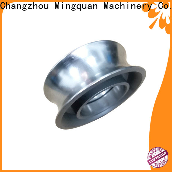 Mingquan Machinery stainless steel cnc machining services with good price for machine