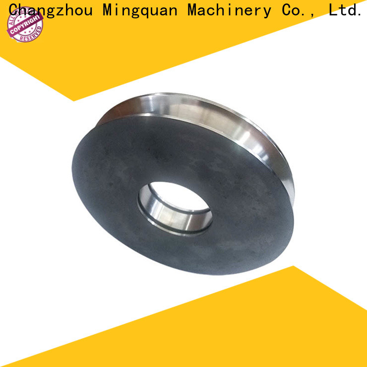 custom cnc parts supplier for machinery