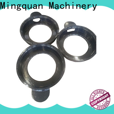 Mingquan Machinery accurate cnc machining parts with discount for industry