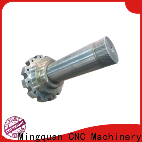 Mingquan Machinery cnc machined parts china bulk buy for machinary equipment