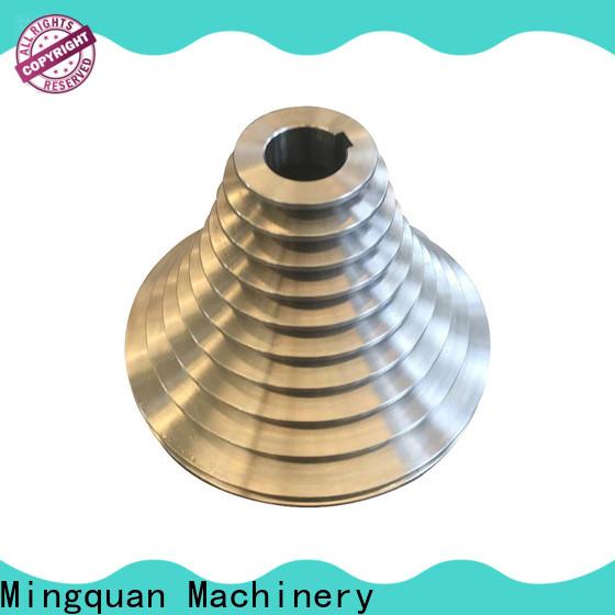 Mingquan Machinery cnc precision parts bulk production for CNC milling
