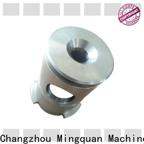 professional aluminum parts manufacturing supplier for CNC milling