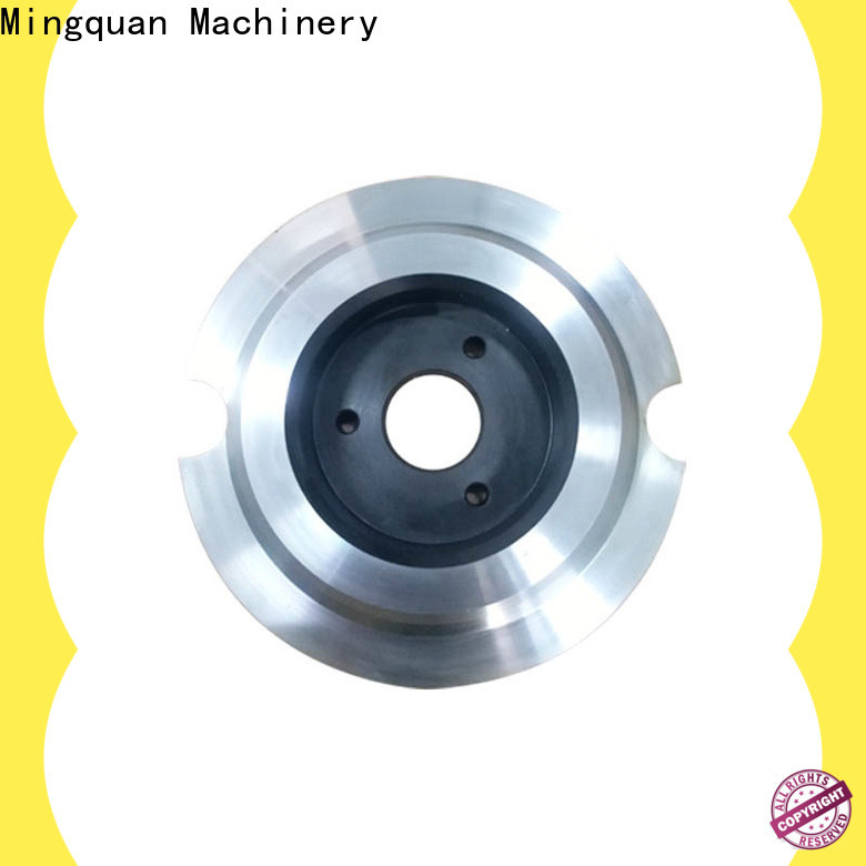 Mingquan Machinery stainless steel small cnc turning center with good price for machinery