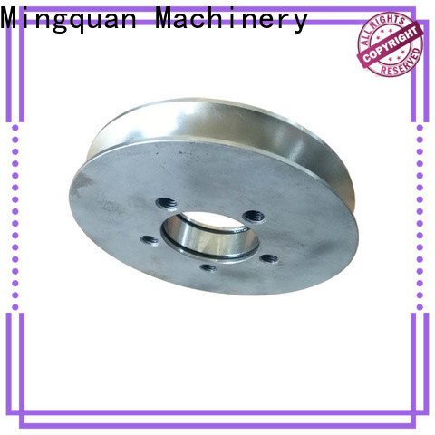 Mingquan Machinery cnc milling parts wholesale for machinery