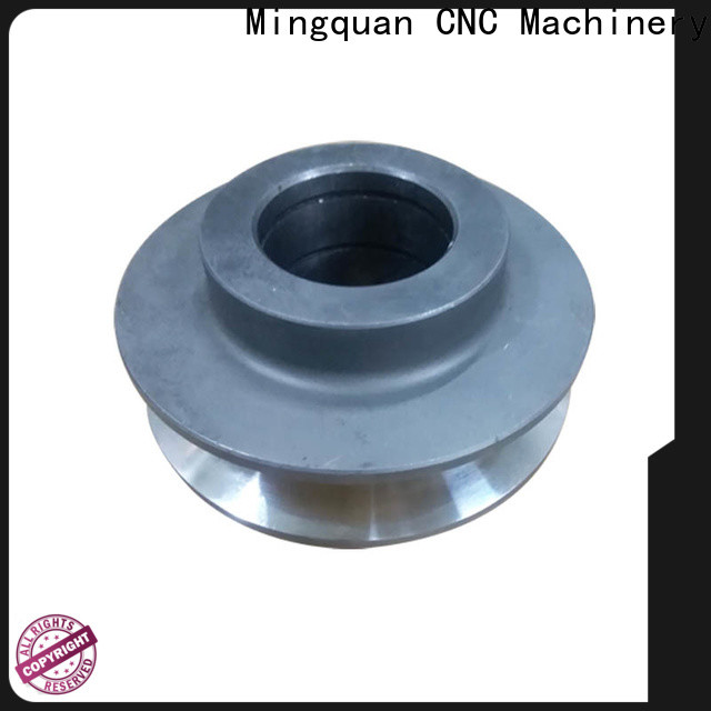 Mingquan Machinery cost-effective engine shaft sleeve personalized for CNC milling