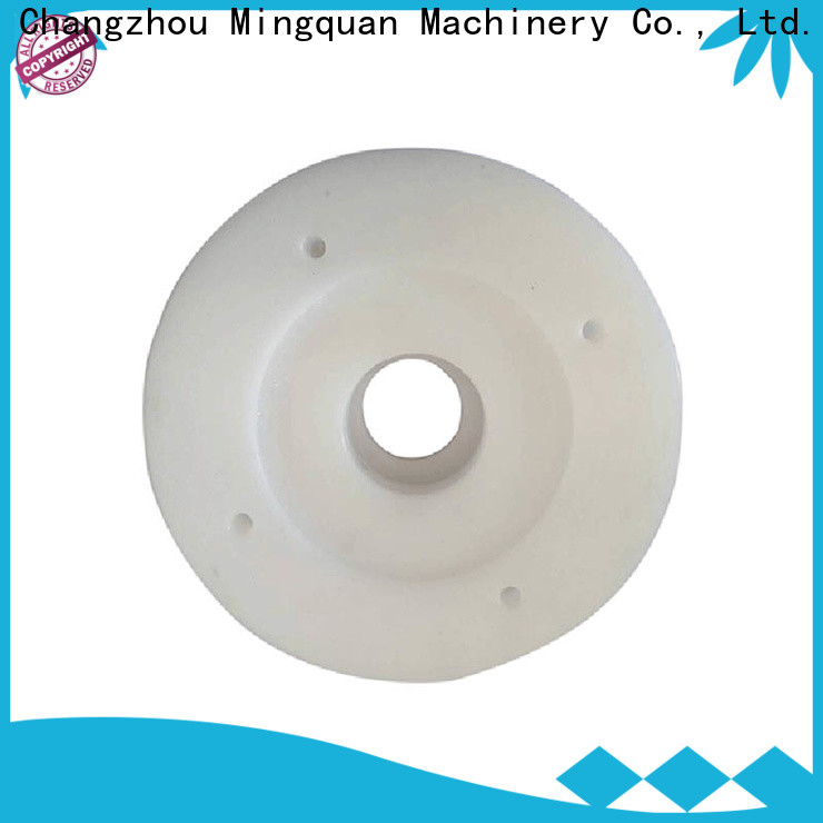 Mingquan Machinery precision metal pipe flange supplier for plant