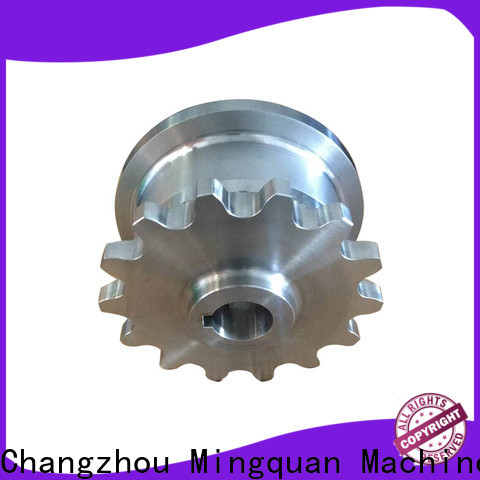 Mingquan Machinery aluminium turning personalized for CNC milling