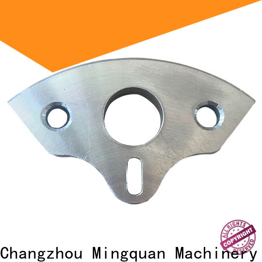 Mingquan Machinery reliable plastic parts series for turning machining