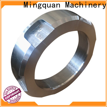 Mingquan Machinery oem cheapest cnc mill supplier for factory