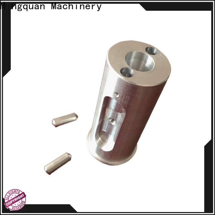 stable small aluminum parts bulk production for factory
