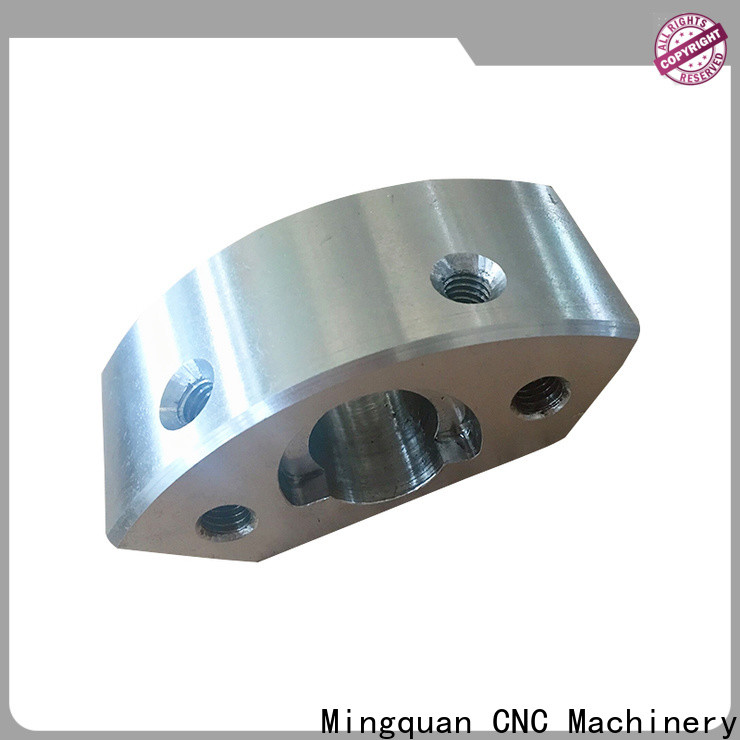 Mingquan Machinery cnc machining jobs from China for machine