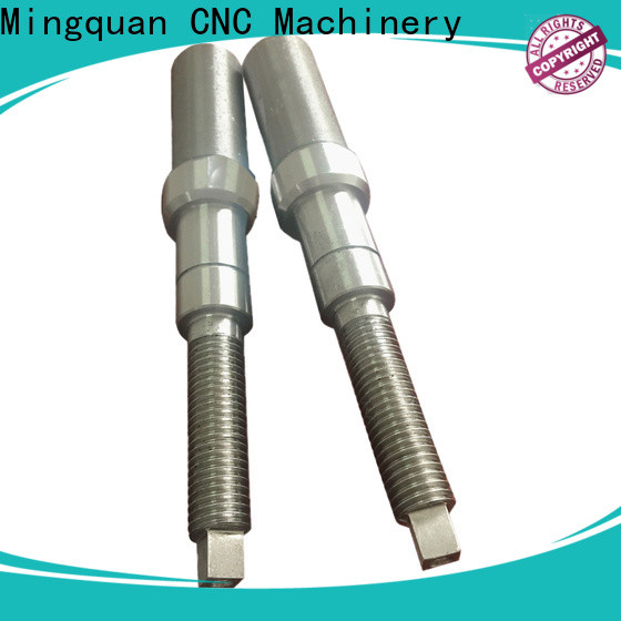 Mingquan Machinery top rated hardened precision steel shaft bulk buy for factory