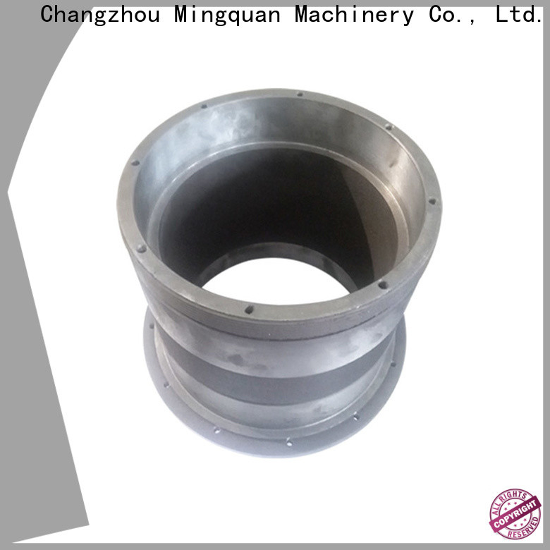 Mingquan Machinery stainless steel aluminium cnc service factory price for machine